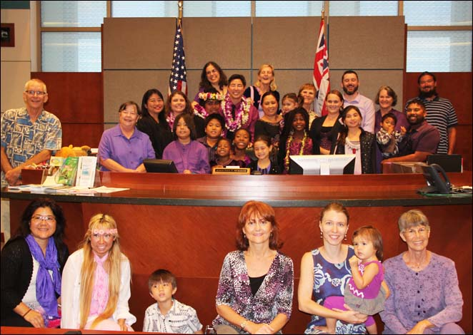 42 Children Adopted into Local Families on National Adoption Day