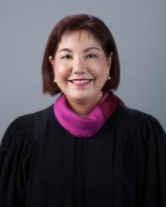 Photograph of Judge Karen Nakasone