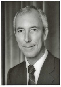 The late James S. Burns, former Chief Judge of the Intermediate Court of Appeals