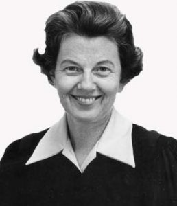 Photograph of the late Betty M. Vitousek