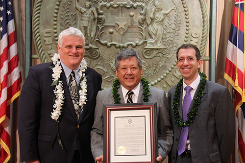 Judiciary helps Hawaii Ethics Commission Celebrate its 50th Anniversary