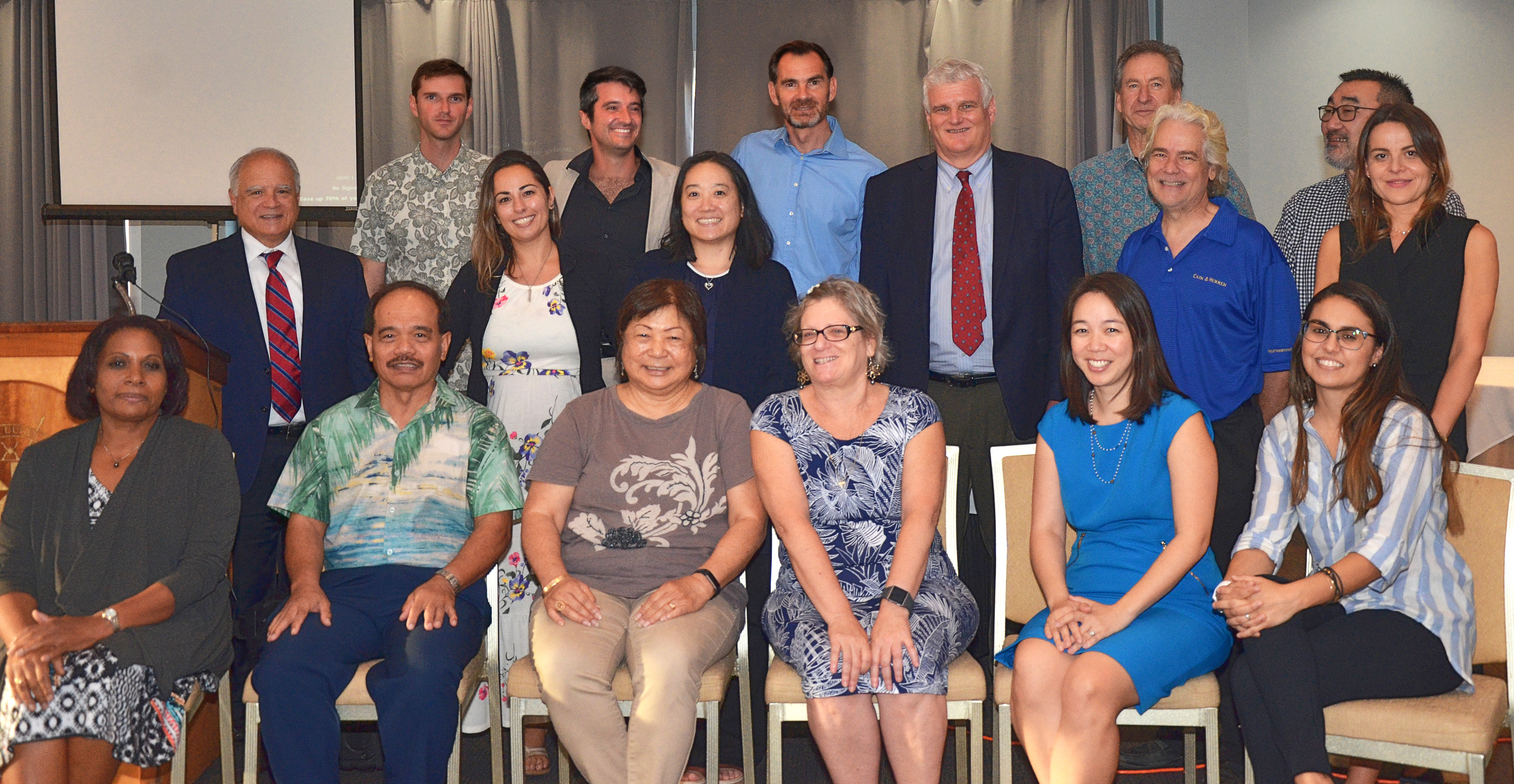 Maui's Volunteer Attorneys And Court