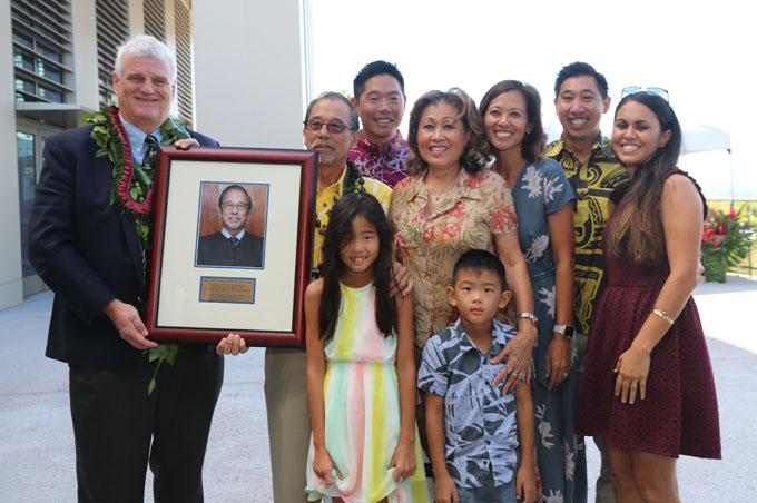 Self-Help Center at new courthouse in Kona named after Judge Ibarra