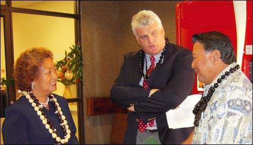 Opening of Maui Self-Help Center