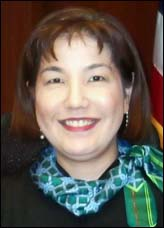 Photograph of Karen T. Nakasone