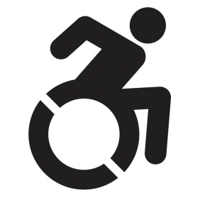 ada-icon of wheelchair