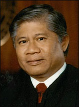 Photograph of Justice Simeon Acoba