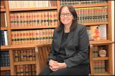 Photograph of Associate Justice Sabrina McKenna