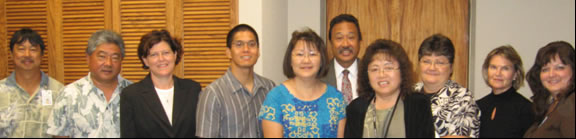 Maui Drug Court Policy Committee Members