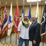 Photo of Big Island Veterans Treatment Court Graduate