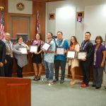 Photograph of 30th Kauai Drug Court Class